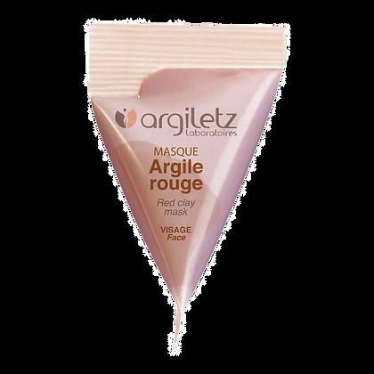 MASQUE BERLINGOT D'ARGILE ROUGE - ARGILETZ LABORATOIRES