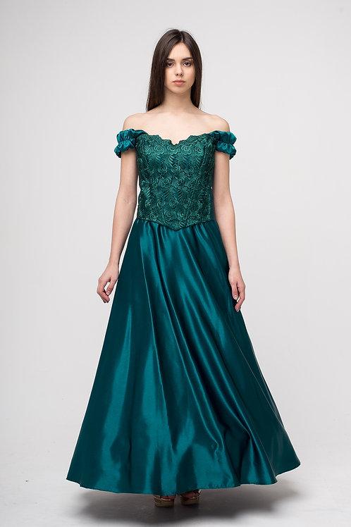 """Вечернее платье """"Izumrud"""""""