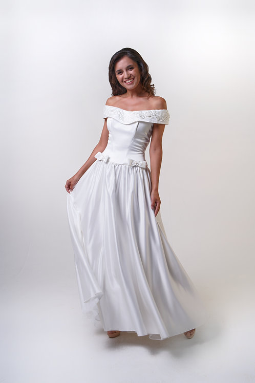 """Вечернее платье """"Альба"""""""