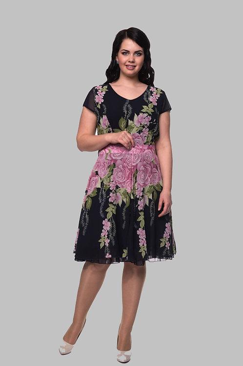 """Коктейльное платье """"Roza"""""""