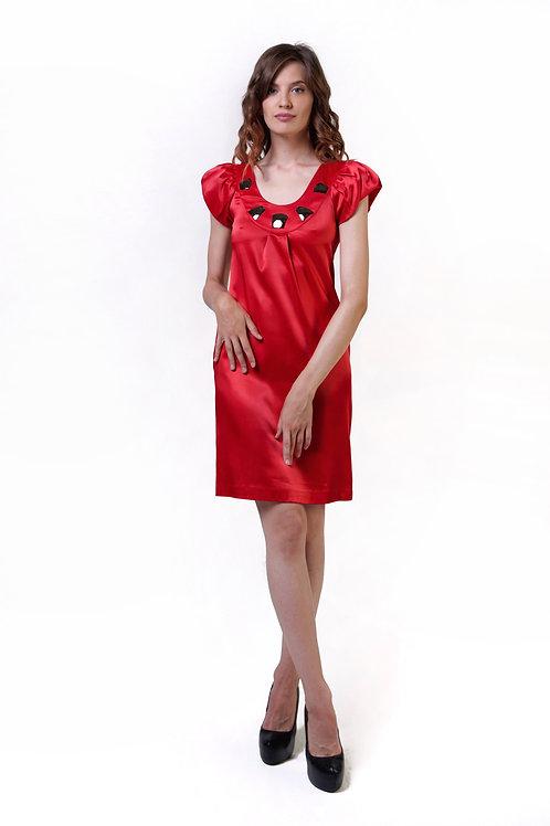 """Коктейльное платье """"Рикки"""""""