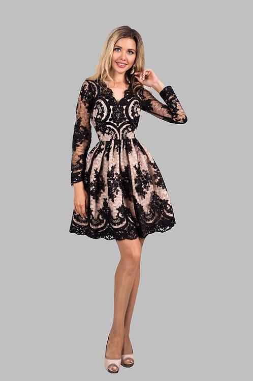 """Коктейльное платье """"Marina"""""""