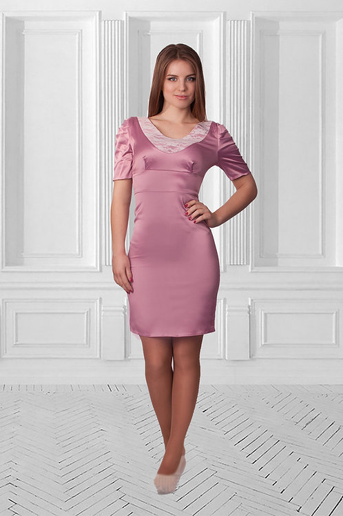 "Коктейльное платье ""Fuksiya"""