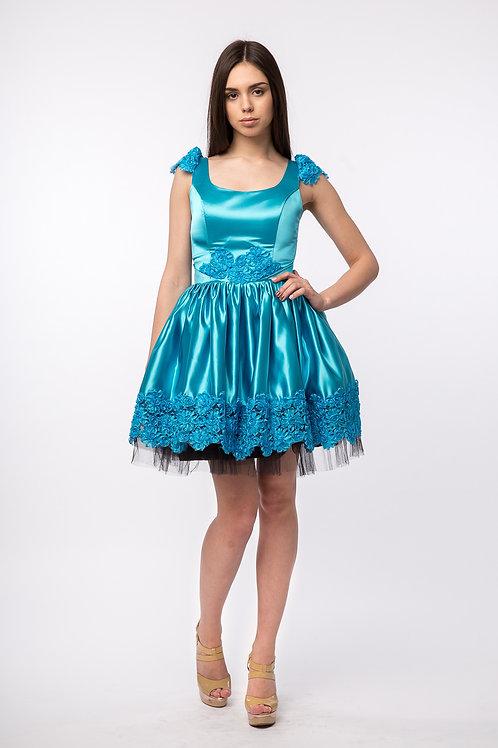 "Коктейльное платье ""Retro"""