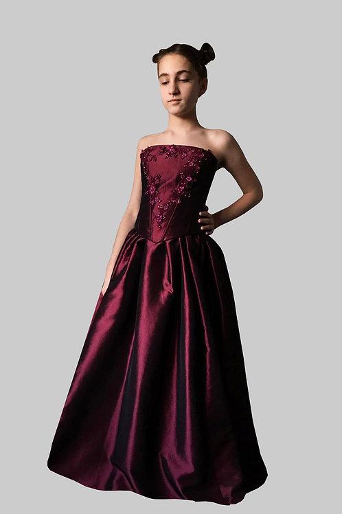 """Вечернее платье """"Bordo"""""""
