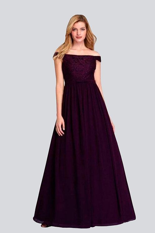"""Вечернее платье """"Бургундия"""""""