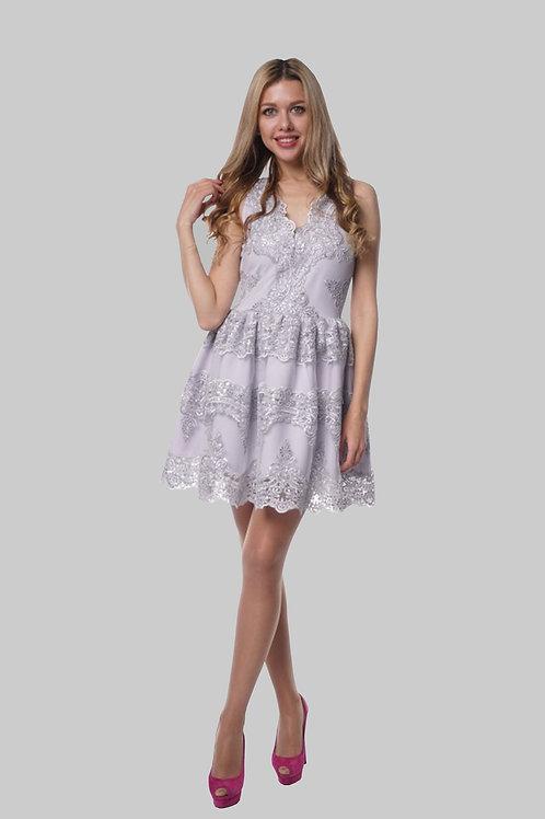 """Коктейльное платье """"Uzory"""""""