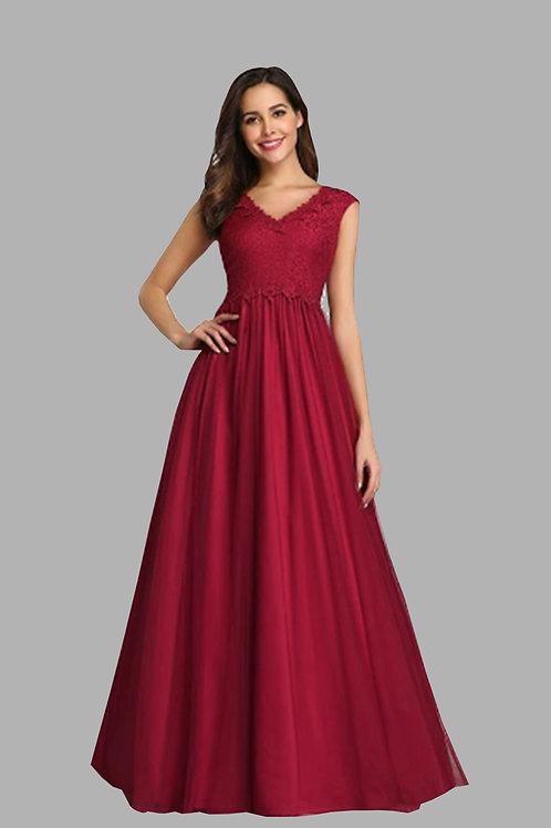 """Вечернее платье """"Gortenziya"""""""