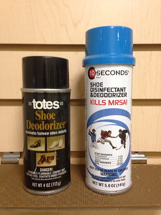 Shoe Deodorizer Spray
