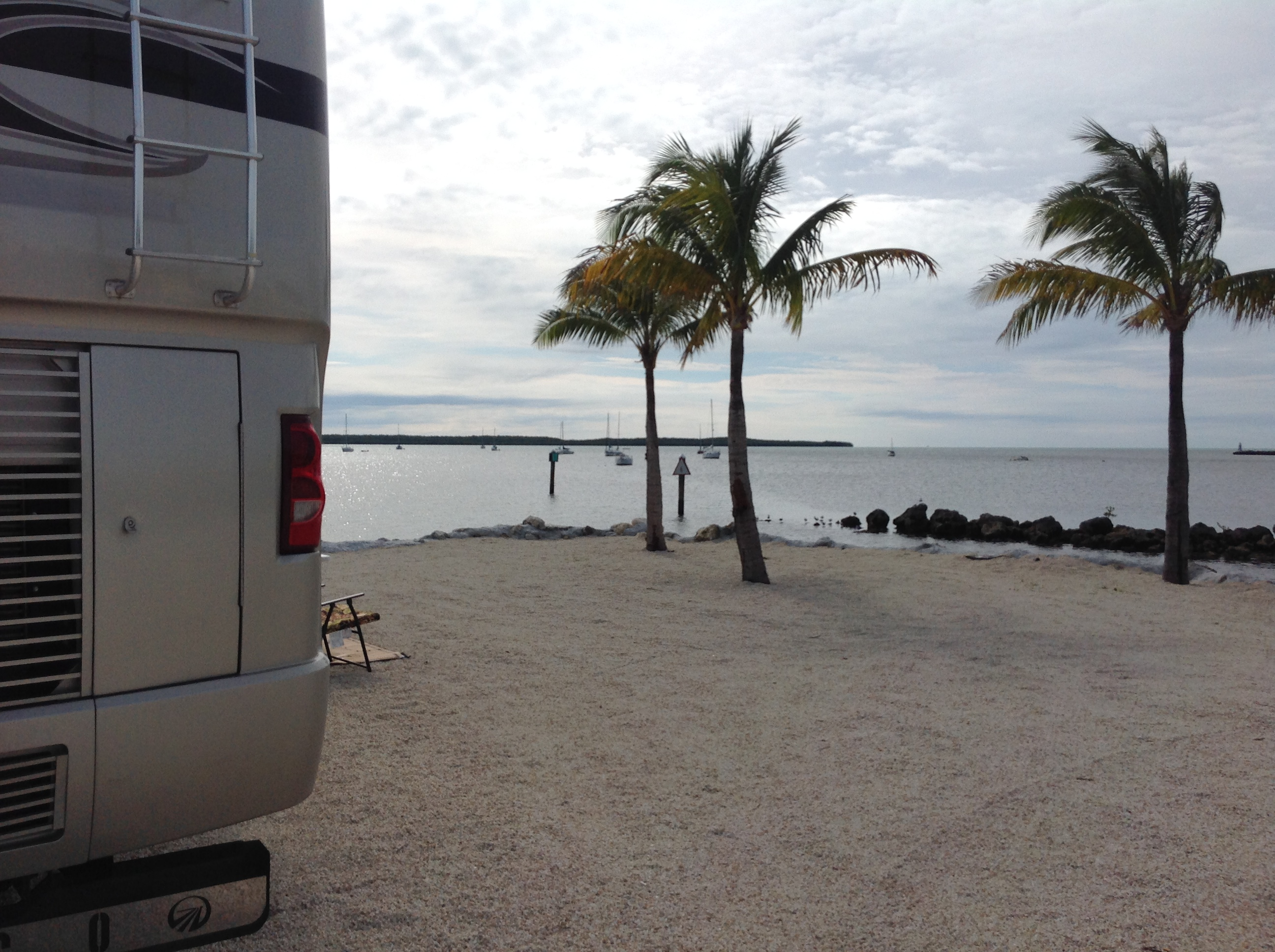 Oceanfront RV SITE