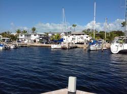 RV Site Boat Dockage