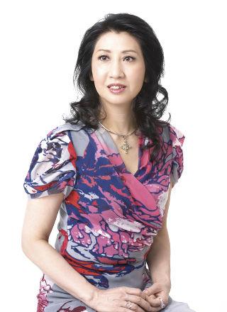 イリス株式会社 代表取締役 カラーイメージコンサルタント 竹内 洋子さん