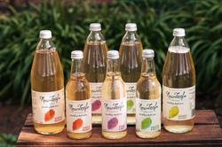 Newleaf Sparkling Apple Juice
