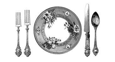 Let's Dish Logo