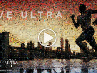 Faces of the New York City Marathon: Float and Michelob ULTRA use social media to create a work of a