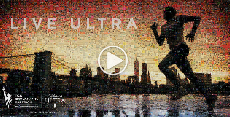 Float and Michelob ULTRA use social media to create a work of art a728041f9