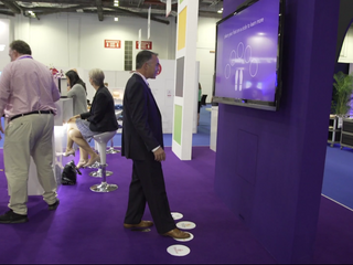 Float and Spafax Feature Interactive Exhibit at APEX Conference in Singapore