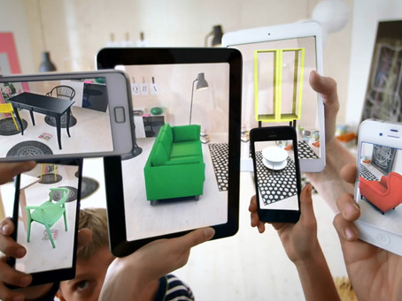 The Augmented Reality Boom