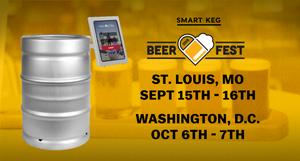 Anheuser Busch Smart Keg Beer Love Fest