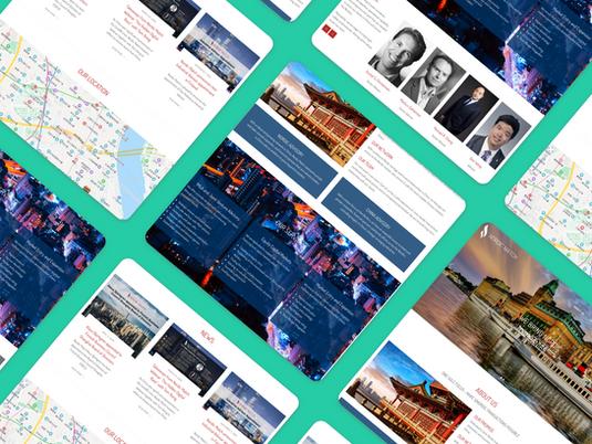 Nordic Match Web Design