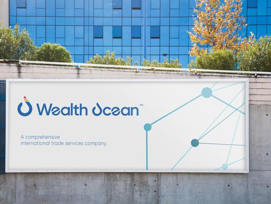 Wealth Ocean Branding Upgrade Project