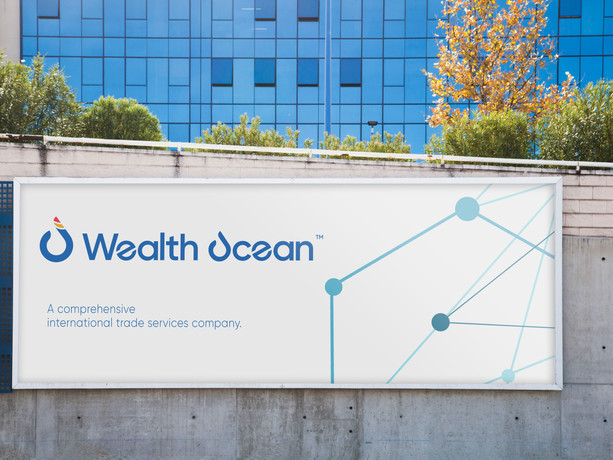 Wealth Ocean Branding Upgrade Project