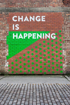 ellie bell photography, Hull, change, changes, gentrification, development, changing, quote, wall art, graffiti, fruit market