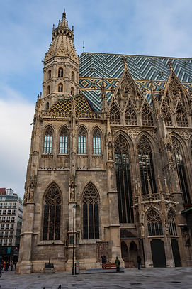 ellie bell photography, vienna, austria, europe, winter, st. stephen's cathedral, cathedral