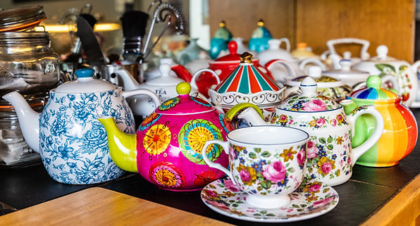 ellie bell photography, teapots, cafe, dronfield, bakery