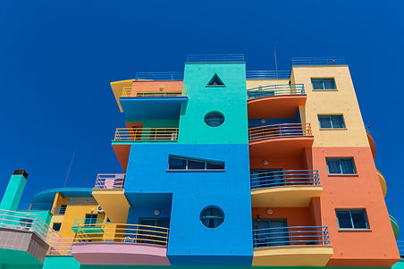 ellie bell photography, albufeira, portugal, algarve, coast, town, portugese, europe, summer, architecture, colourful, marina, apartments