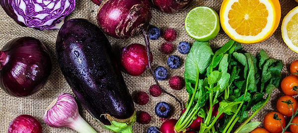 ellie bell photography, fruit, vegetables, betroot, garlic, raspberries, blueberries, radish, tomatoes, red cabbage, aubergine, lemon, lime, food photography