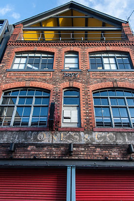 ellie bell photography, Liverpool, england, gentrification, development, changes, photography, architecture