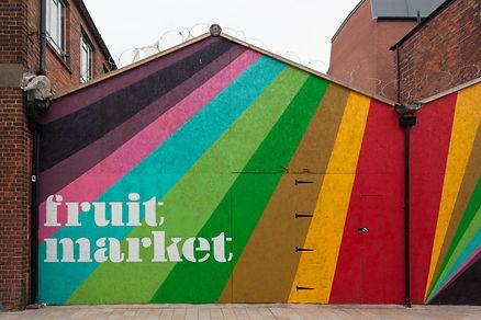 ellie bell photography, hull, fruit market, gentrification, development, wall art, graffiti