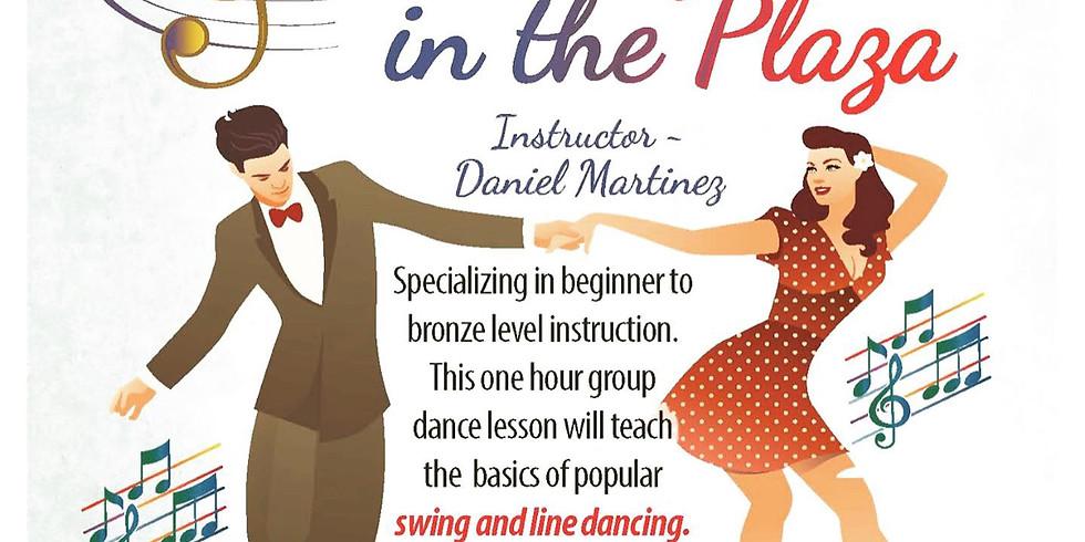Dancing In the Plaza -Washougal, Wa