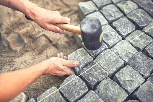 Cobble Road installers in NWA 2020