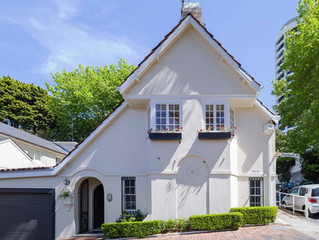 """Just Sold - Off Market """"The Gables House"""" in Darling Point"""