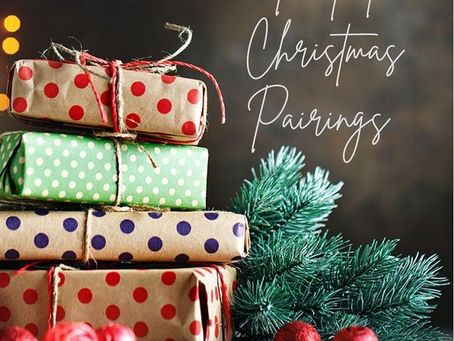 Perfect Christmas Pairings