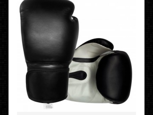 Black/White Boxing Gloves (no logo)