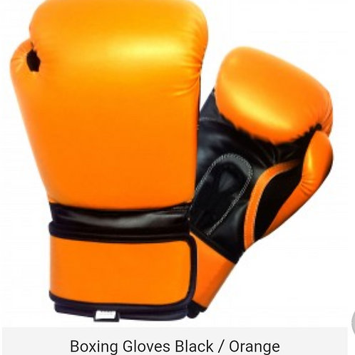 New Orange Gloves