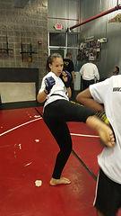 New Journey MMA Kickboxing Program