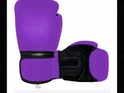 NEW Purple Boxing Gloves
