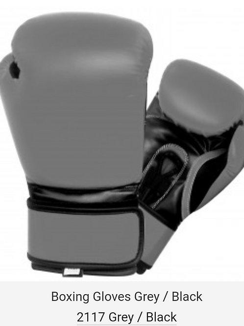 New Gray/Black Gloves