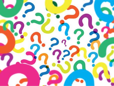 Interviewspel: 4 vragen of problemen tegelijkertijd en collectief oplossen.