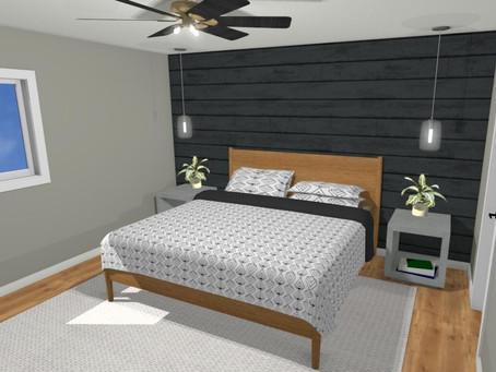 Revive @ Home: Master Bedroom