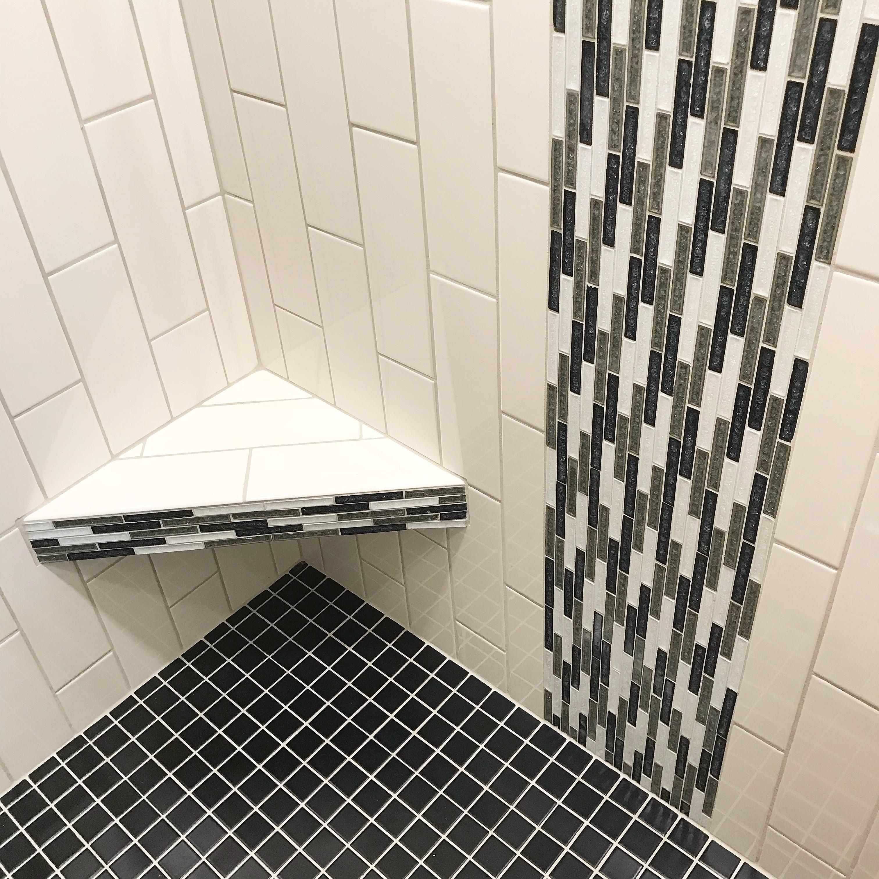 Contemporary Bathroom Makeover