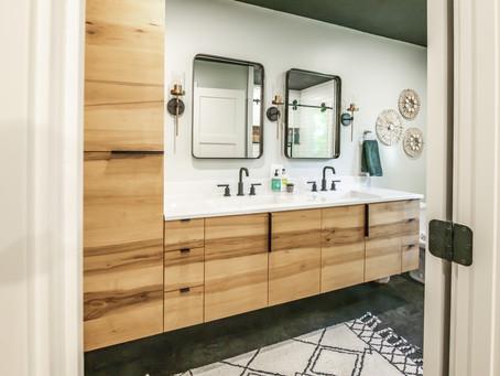 Revive @ Home: Master Bathroom Reveal!