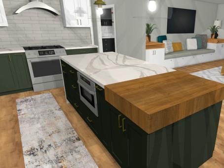 Revive @ Home: Kitchen + Dining Design
