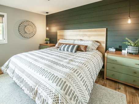 Revive @ Home: Master Bedroom Reveal!