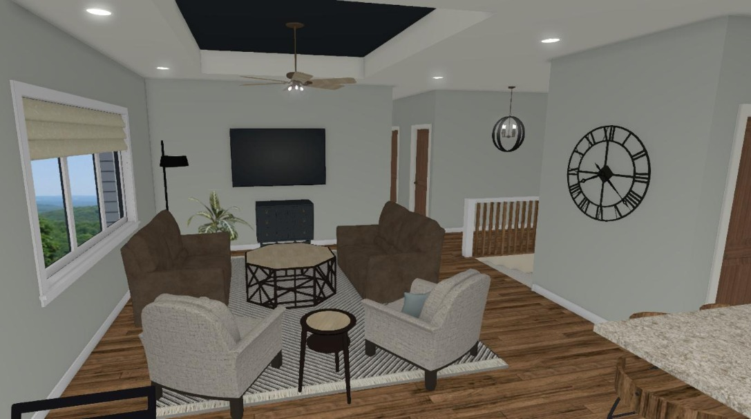 Open Concept New Construction