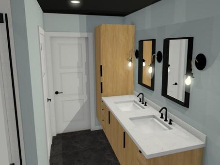 Revive @ Home: Master Bathroom